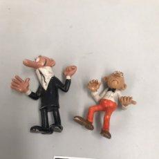 Figuras de Goma y PVC: MORTADELO Y FILEMÓN. Lote 196040926