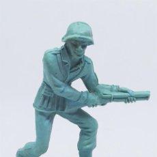 Figuras de Goma y PVC: FIGURA SOLDADO ESPAÑOL 1016 DE LA COLECCIÓN SOLDADOS DEL MUNDO DE COMANSI. Lote 196145407