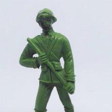 Figuras de Goma y PVC: FIGURA SOLDADO FRANCÉS 1008 DE LA COLECCIÓN SOLDADOS DEL MUNDO DE COMANSI. Lote 196146986