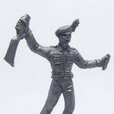 Figuras de Goma y PVC: FIGURA SOLDADO INDÚ 1020 DE LA COLECCIÓN SOLDADOS DEL MUNDO DE COMANSI. Lote 196147305