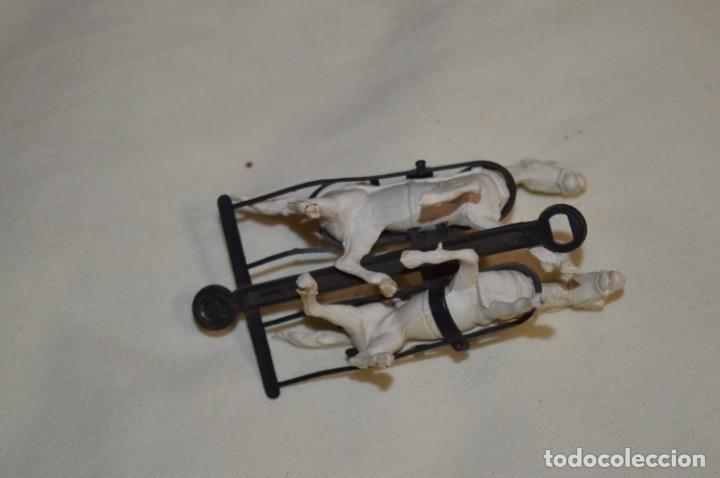 Figuras de Goma y PVC: OESTE AMERICANO - Diligencia y caballos - De COMANSI ¡Mira fotografías y detalles! - Foto 13 - 196300760