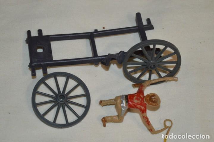 Figuras de Goma y PVC: OESTE AMERICANO - Diligencia y caballos - De COMANSI ¡Mira fotografías y detalles! - Foto 16 - 196300760