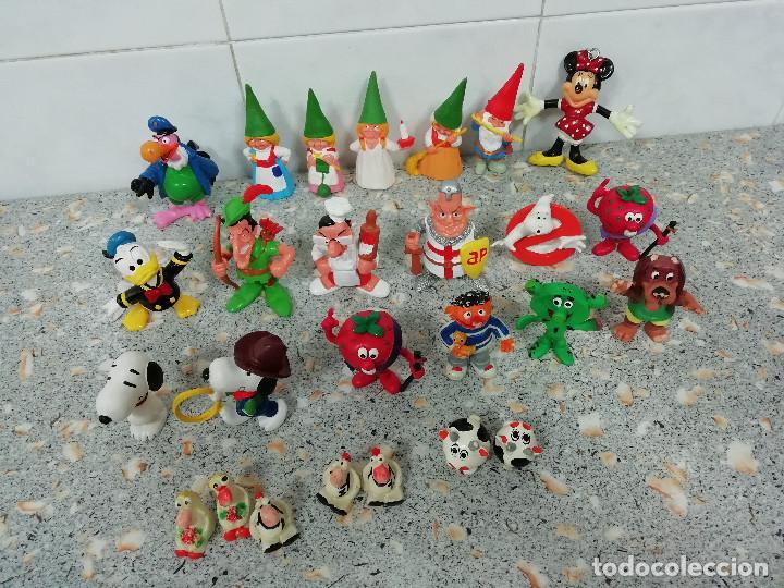 LOTE FIGURAS PVC (Juguetes - Figuras de Goma y Pvc - Otras)