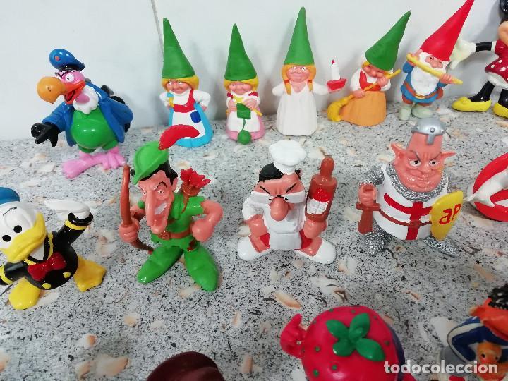 Figuras de Goma y PVC: LOTE FIGURAS PVC - Foto 2 - 196367492
