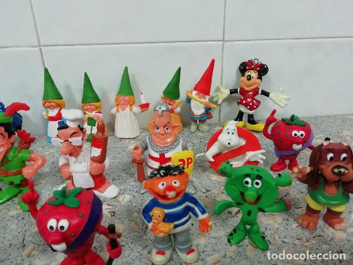 Figuras de Goma y PVC: LOTE FIGURAS PVC - Foto 3 - 196367492