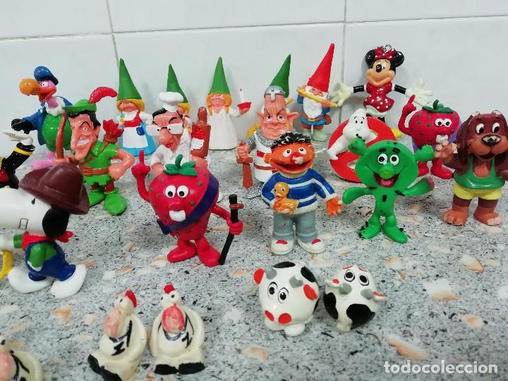 Figuras de Goma y PVC: LOTE FIGURAS PVC - Foto 4 - 196367492