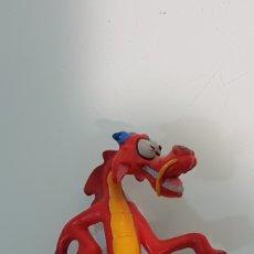 Figuras de Goma y PVC: MUÑECO GOMA MULAN. Lote 196373882