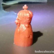 Figure di Gomma e PVC: REY ROJO AJEDREZ DUNKIN. Lote 196387648