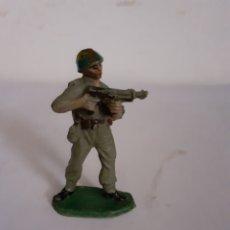 Figuras de Goma y PVC: SOLDADO AMERICANO PECH EN GOMA. Lote 196455385