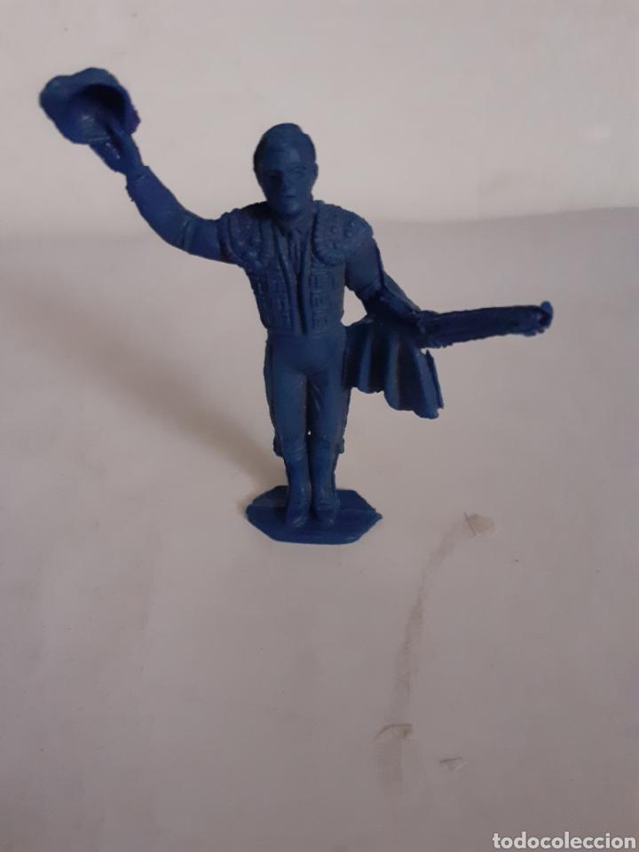 FIGURA TORERO PIPERO EN PLASTICO (Juguetes - Figuras de Goma y Pvc - Pipero)