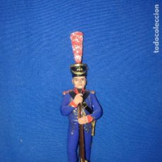 Figuras de Goma y PVC: SOLDADOS METAL - SOLDADO PLOMO 90MM. COLECCIÓN MUSEO DE L'HERMITAGE FUSILERO €60. Lote 196485173