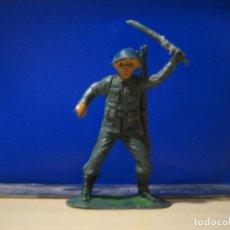 Figuras de Goma y PVC: FIGURA JECSAN EN PLASTICO. Lote 196638860