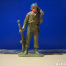 Figuras de Goma y PVC: FIGURA JECSAN EN PLASTICO. Lote 196638947