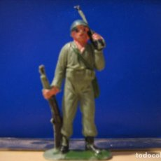 Figuras de Goma y PVC: FIGURA JECSAN EN PLASTICO. Lote 196638993
