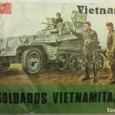 Figuras de Goma y PVC: SOBRE CERRADO TIPO MONTAPLEX. Lote 196775517