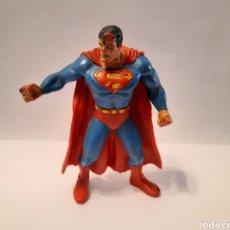 Figuras de Goma y PVC: FIGURA SUPERMAN COMICS SPAIN 1992. Lote 197037068