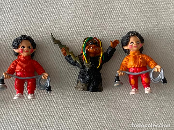Figuras de Goma y PVC: COMICS SPAIN LOTE DE 5 FIGURAS DE LA BOLA DE CRISTAL - Foto 3 - 197192967