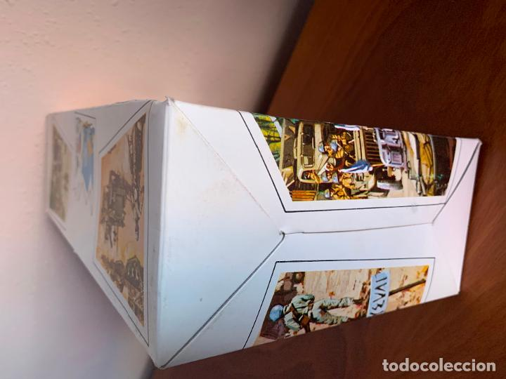 Figuras de Goma y PVC: JECSAN CASCOS AZULES RFA 40 SOLDADOS - Foto 8 - 197201201