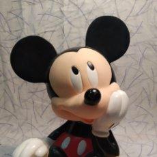 Figuras de Goma y PVC: MICKEY MOUSE - HUCHA -PVC,21 CM.DISNEY APPLAUSE. Lote 197232785