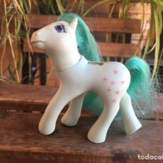 Figuras de Goma y PVC: PEQUEÑO PONY FORGET ME NOT. MADE IN SPAIN. 1986. Lote 197394566