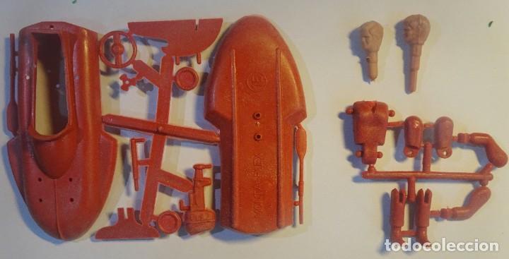Figuras de Goma y PVC: ANTIGUO SOBRE DE MONTA-MAN LANCHA DE SALVAMENTO ,MONTAPLEX, VER DESCRIPCIÓN Y FOTOS - Foto 5 - 197462513