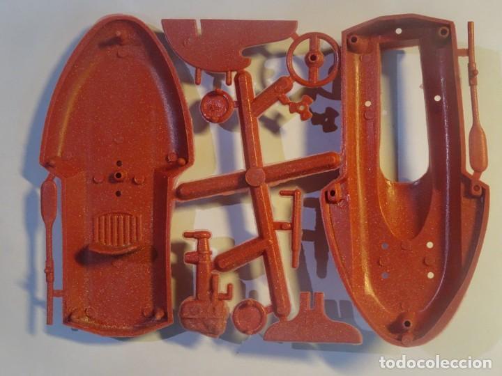 Figuras de Goma y PVC: ANTIGUO SOBRE DE MONTA-MAN LANCHA DE SALVAMENTO ,MONTAPLEX, VER DESCRIPCIÓN Y FOTOS - Foto 9 - 197462513