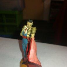 Figuras de Goma y PVC: FIGURA TORERO JECSAN REAMSA. Lote 197493650
