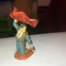 Figuras de Goma y PVC: FIGURA TORERO JECSAN REAMSA. Lote 197493730