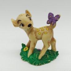 Figuras de Goma y PVC: BAMBY DE DISNEY - BULLY, FIGURA ORIGINAL DE 1982. Lote 197495932