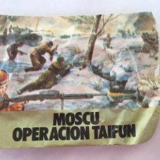 Figuras de Goma y PVC: MONTAPLEX MOSCU OPERACIÓN TAIFUN SIN ABRIR A ESTRENAR. Lote 197543520