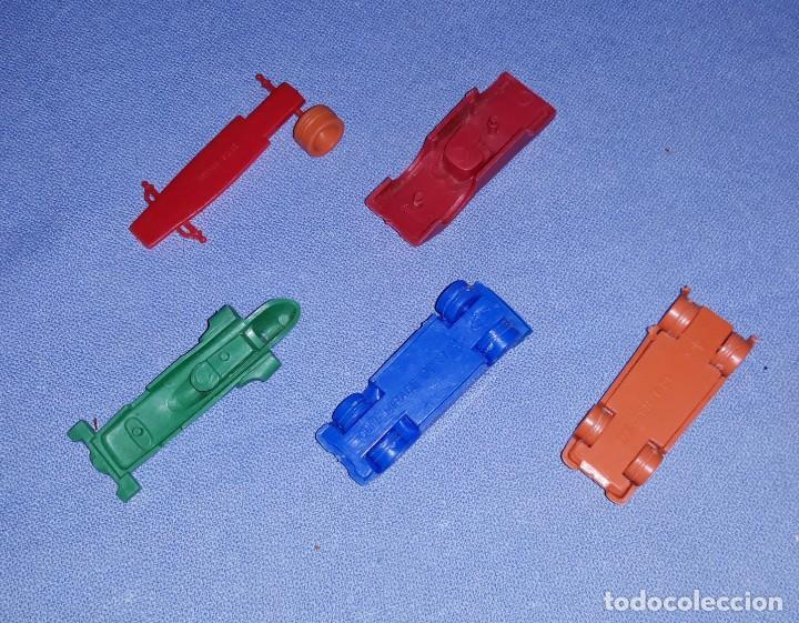 Figuras de Goma y PVC: COCHES BOLIDOS PREMIUM DUNKIN TITO DE BIMBO ORIGINALES AÑOS 70 - Foto 2 - 197676193