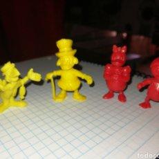 Figuras de Goma y PVC: LOTE DUNKIN. Lote 197735283