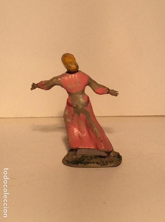 Figuras de Goma y PVC: SIGRID ROSA DEL CAPITAN TRUENO EN GOMA ESTEREOPLAST - RARA - Foto 3 - 197832853