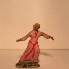 Figuras de Goma y PVC: SIGRID ROSA DEL CAPITAN TRUENO EN GOMA ESTEREOPLAST - RARA. Lote 197832853