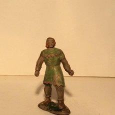Figuras de Goma y PVC: CRISPIN DEL CAPITAN TRUENO EN GOMA DE JIN - ESTEREOPLAST - RARA. Lote 197832996