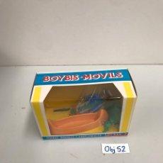 Figuras de Goma y PVC: FIGURAS MOVIBLES Y COMPLETOS JECSAN BOYBIS MOVILS. Lote 198069276