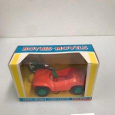 Figuras de Goma y PVC: FIGURAS MOVIBLES Y COMPLETOS JECSAN BOYBIS MOVILS. Lote 198069471