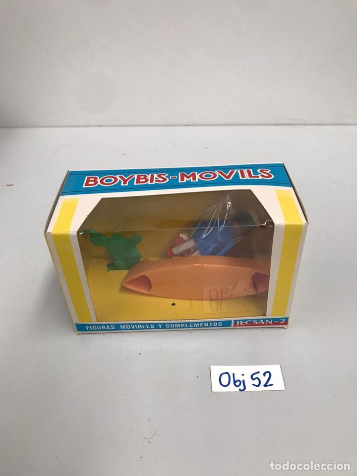 FIGURAS MOVIBLES Y COMPLETOS JECSAN BOYBIS MOVILS (Juguetes - Figuras de Goma y Pvc - Jecsan)