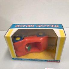 Figuras de Goma y PVC: FIGURAS MOVIBLES Y COMPLETOS JECSAN BOYBIS MOVILS. Lote 198069686