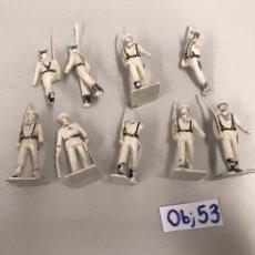 Figuras de Goma y PVC: FIGURA DE PLÁSTICO REAMSA. Lote 198112386