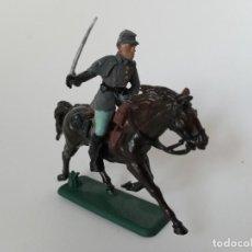 Figuras de Goma y PVC: FIGURA SOLDADO CONFEDERADO SUDISTA . Lote 198141916
