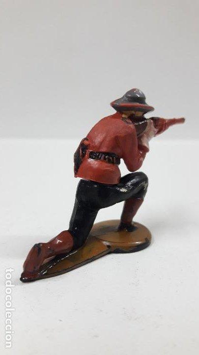 Figuras de Goma y PVC: POLICIA MONTADA DEL CANADA . REALIZADO POR GAMA . AÑOS 50 EN GOMA - Foto 3 - 198162553