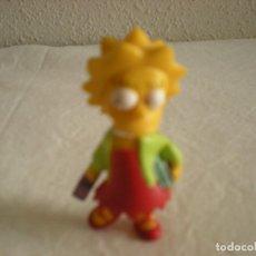Figuras de Goma y PVC: LISA SIMPSON PVC. Lote 198429348