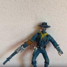 Figuras de Goma y PVC: SOLDADO FEDERAL. JECSAN. 7 CM. Lote 198453348