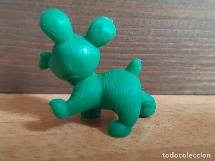 Figuras de Goma y PVC: Figura IDEAFIX (Asterix y Obelix). Dunkin Chicles Premium. Años 70. Original y buen estado - Foto 2 - 128738875