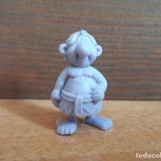 Figuras de Goma y PVC: FIGURA DUNKIN ESCLAVO EGIPCIO. SERIE ASTERIX Y OBELIX. CHICLES PREMIUM. AÑOS 70. ORIGINAL . Lote 198465413