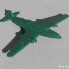 Figuras de Goma y PVC: AVION AMERICANO - US - USA - USAF - MONTAPLEX O SIMILAR - . Lote 198649580