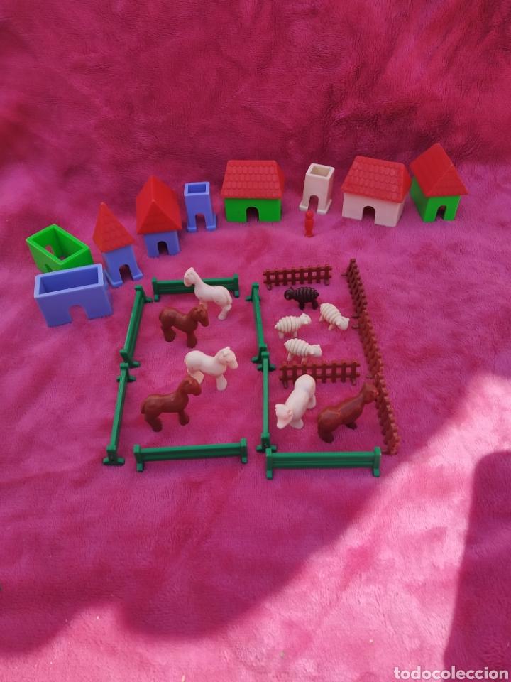 Figuras de Goma y PVC: Lote de animales miniatura años 60-70 - Foto 2 - 198653872