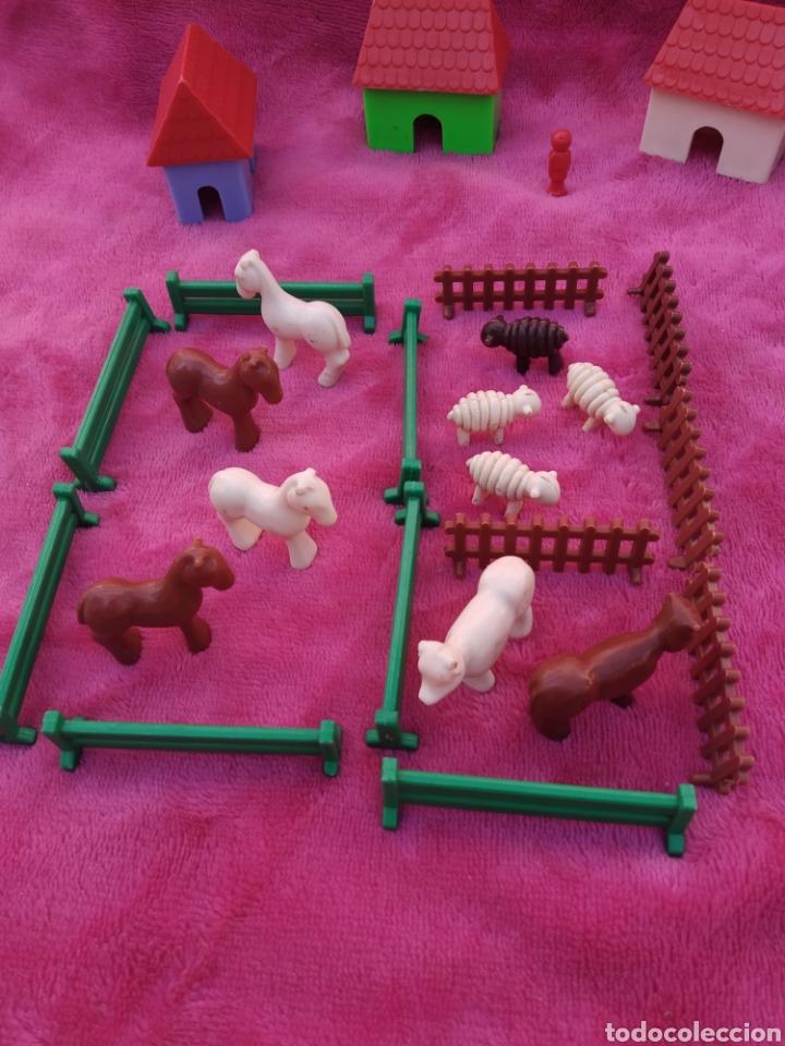 Figuras de Goma y PVC: Lote de animales miniatura años 60-70 - Foto 3 - 198653872