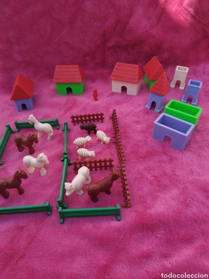Figuras de Goma y PVC: Lote de animales miniatura años 60-70 - Foto 4 - 198653872
